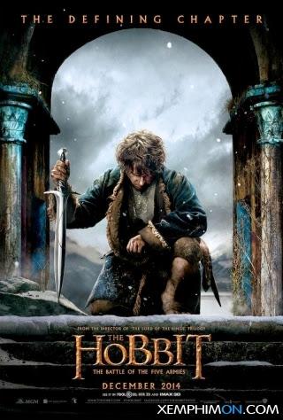 Người Hobbit 3: Đại Chiến Năm Cánh Quân Vietsub