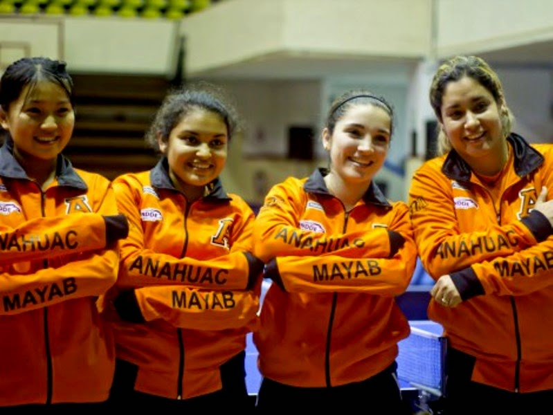 Universiada Nacional UANL 2015