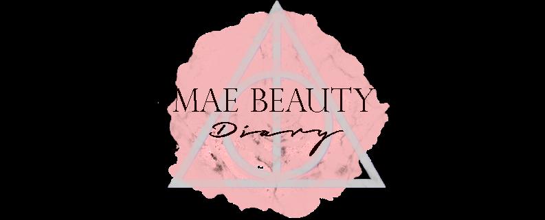 Mae beauty Diary