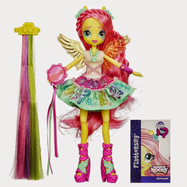 кукла equestria girls стильные прически
