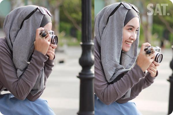 Modis Jilbab yang Anggun
