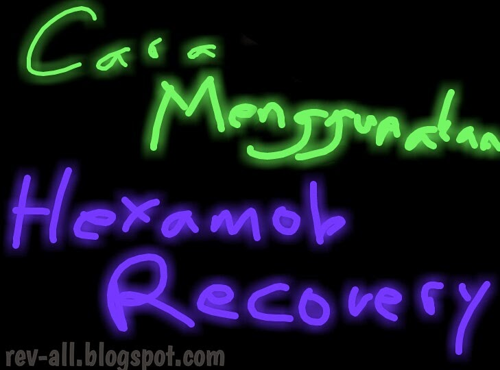 Video tutorial - cara menggunakan hexamob recovery lite Android (rev-all.blogspot.com)