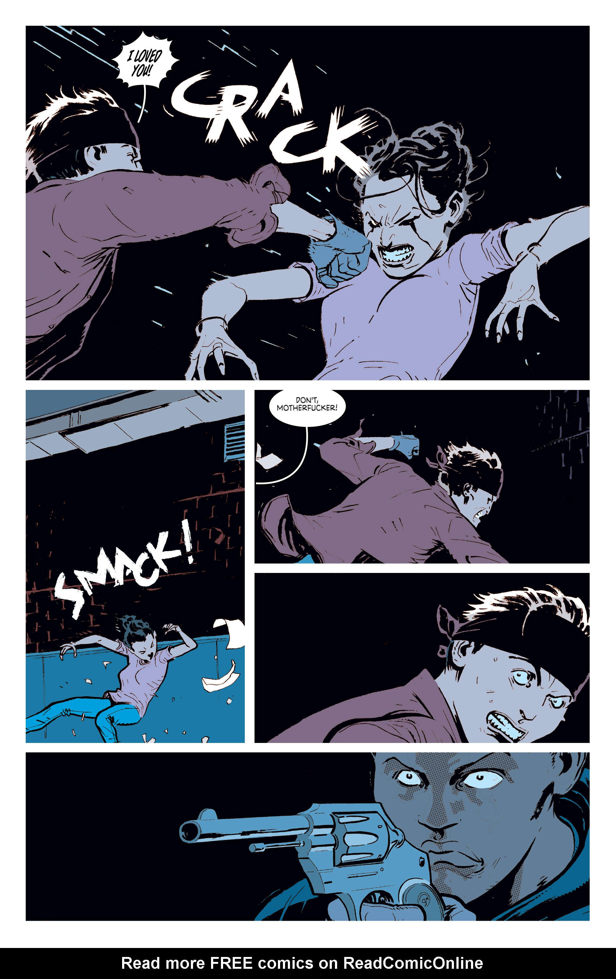 Read online Deadly Class comic -  Issue #6 - 13