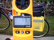 Kestrel Weather Tracker Heat & Sun Awareness