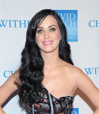 katy perry hair 2011