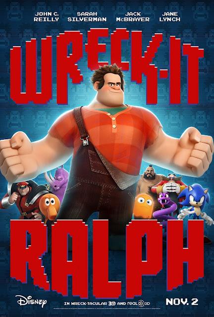Poster Ralph el demoledor