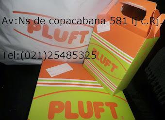 A pluft faz parte de sua história!