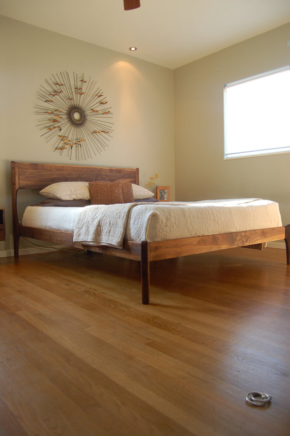 Furniture By Pete Danish Modern Style Bed Version 2 0