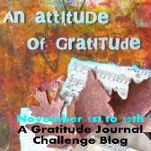 An Attitude of Gratitude 2012