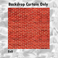 Brick Design Fabric2