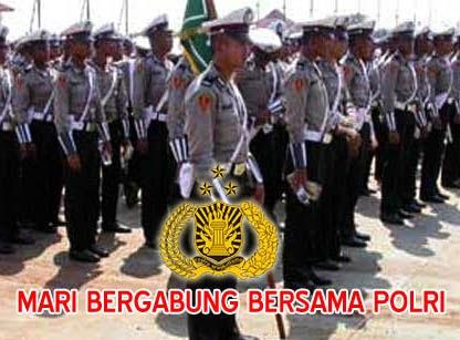 Info Penerimaan Anggota POLRI 2014