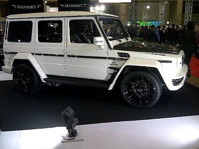 Tokyo Auto Salon 2012 show
