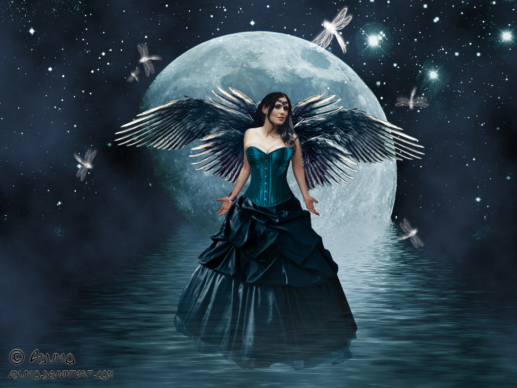 Fairy wallpapers reflection images fairy wallpapers thecheapjerseys Gallery