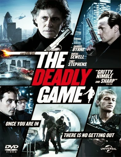 Londres: Distrito criminal (The Deadly Game) (2013)