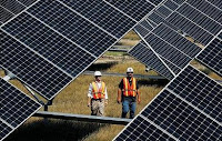 Canada's largest solar park producing 20MW even when cloudy