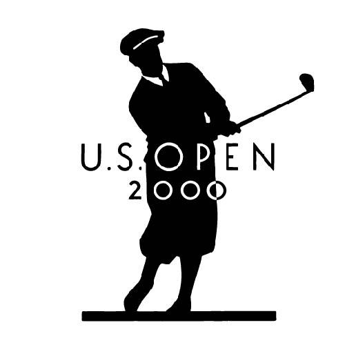 Logótipos Vintage - US Open 2000 - Michael Schwab