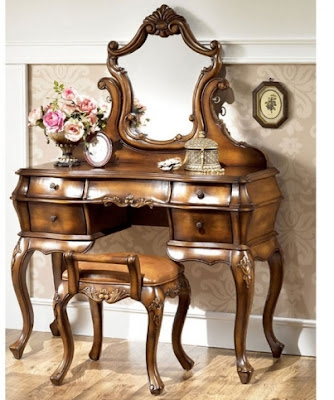Bedroom Vanities with mirror
