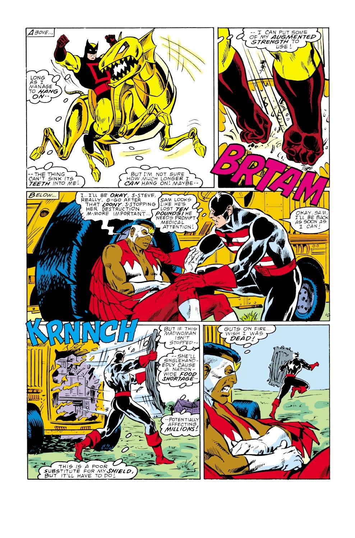 Captain America (1968) Issue #339 #268 - English 18