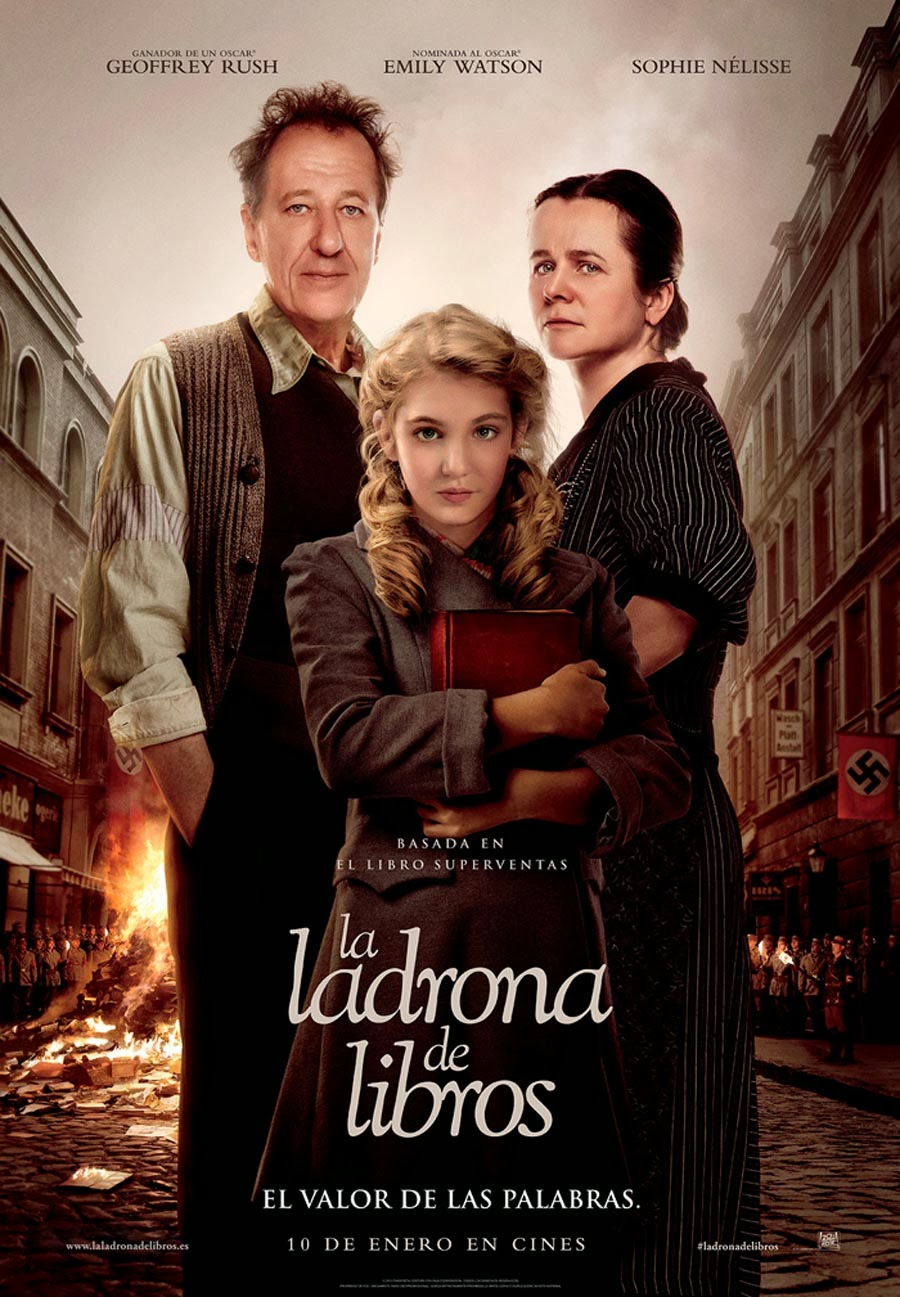 La ladrona de libros (The Book Thief)