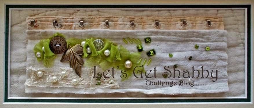 Let's Get Shabby Challenge Blog