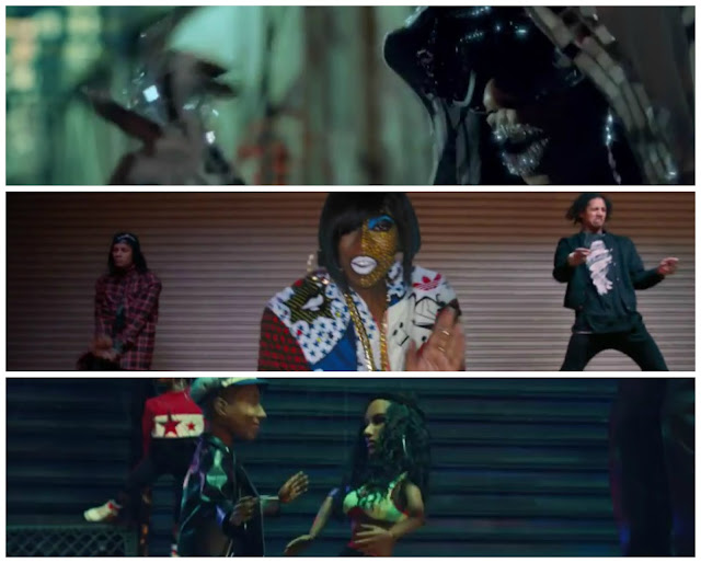 New MUSIC VIDEO!! Missy Elliott - WTF (Where They From) featuring Pharrell Williams