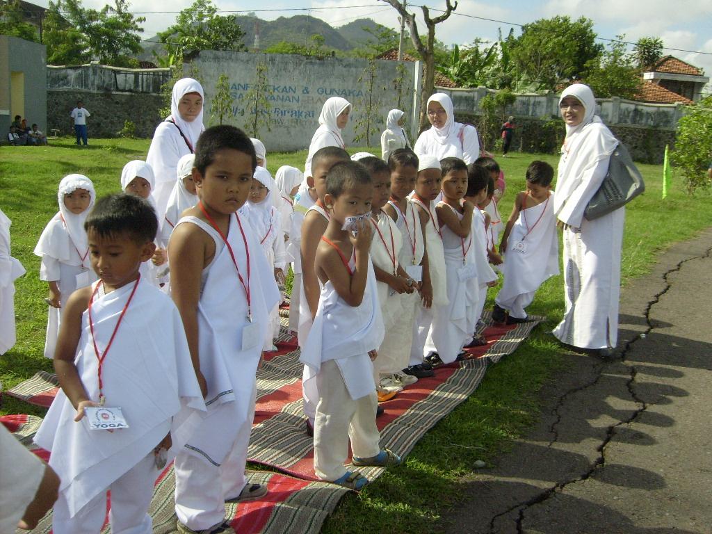 Calon Jamaah Haji Info Dikdas