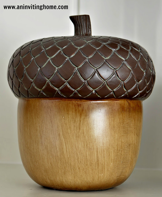 Acorn from HomeGoods