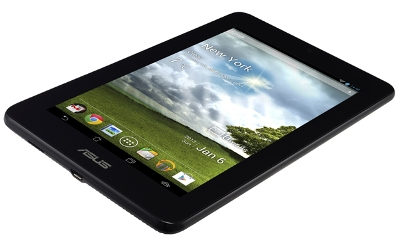 Asus MeMO Pad: Android 4.1 (Jelly Bean)