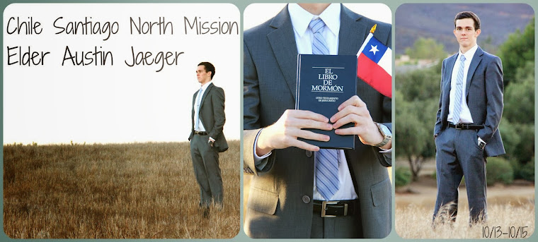 Chile Santiago North LDS Mission