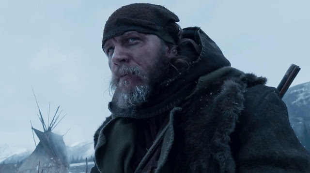 Tom Hardy plays DiCaprio's chief antagonist