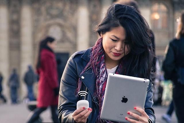 Chinese Millennial Traveller