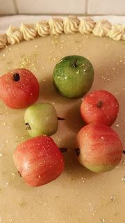 Marcipan æbler