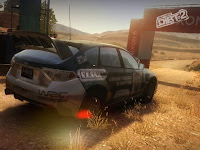 DiRT Custom Liveries  DiRT 2   Subaru WRX STI   Half Life