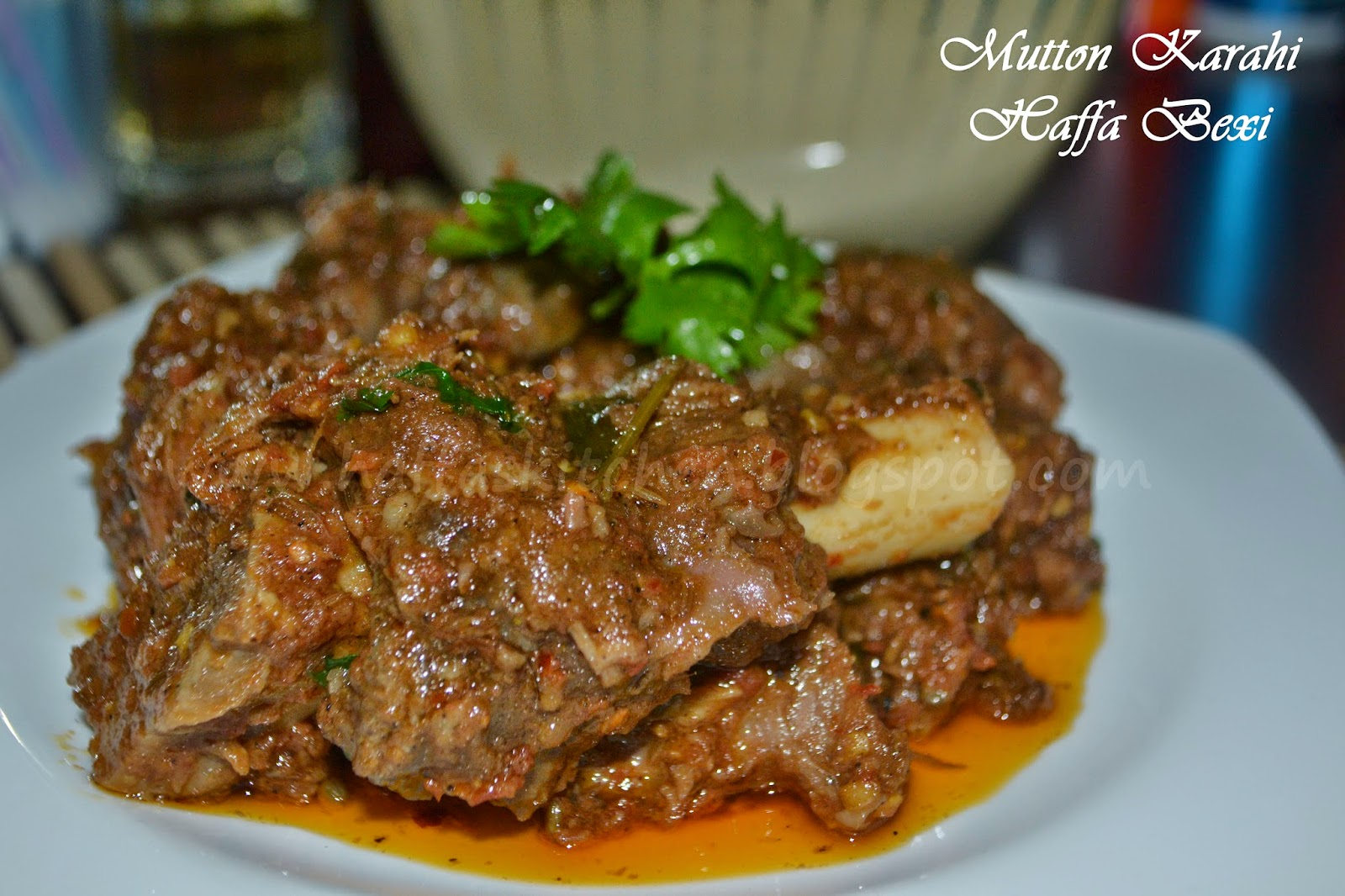 Mutton karahi karahi gosht haffas kitchen adventures meat recipes eid ul azha recipes mutton recipes pakistanihow to cook mutton forumfinder Gallery