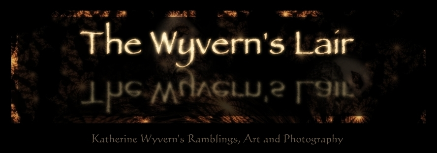The Wyvern's Lair - Katherine Wyvern's Blog
