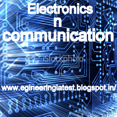 Engineering Latest: Latest final year projects for electronics and ...