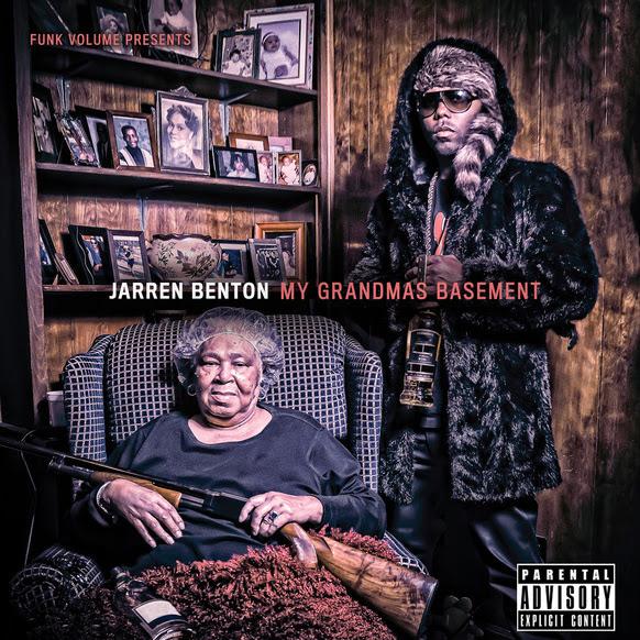 Jarren Benton - My Grandmas Basement  Cover
