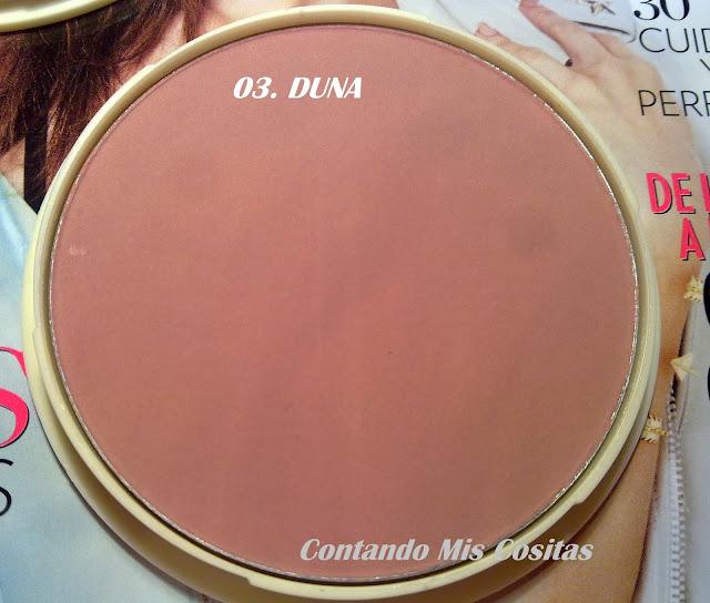 colorete maderas de oriente regalo revista glamour duna