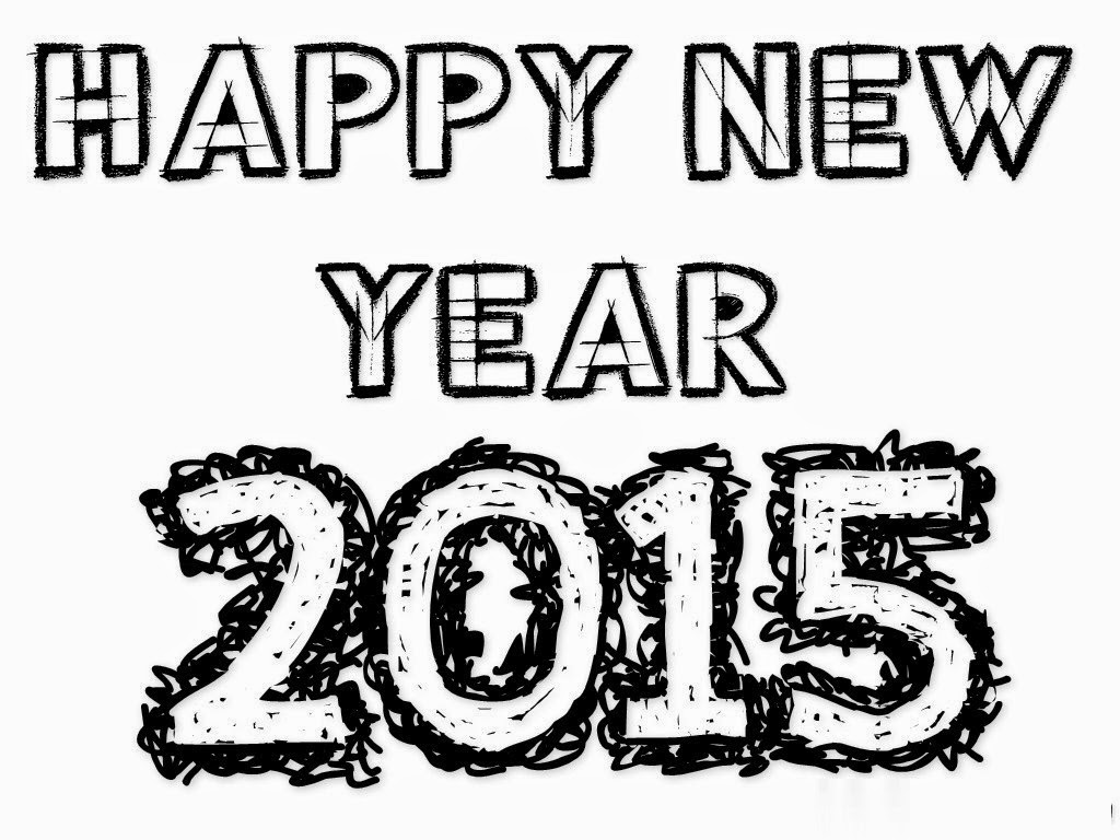 Beautiful Happy New Year 2015 Wallpaper