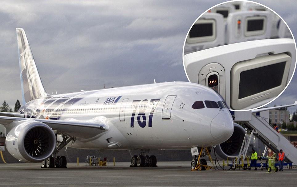 fibonacci sequence: The New Boeing 787 Dreamliner Carbon-Fibre