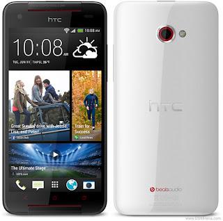 Full Specs of HTC Butterfly S
