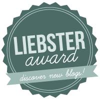 Liebster Award Nominee