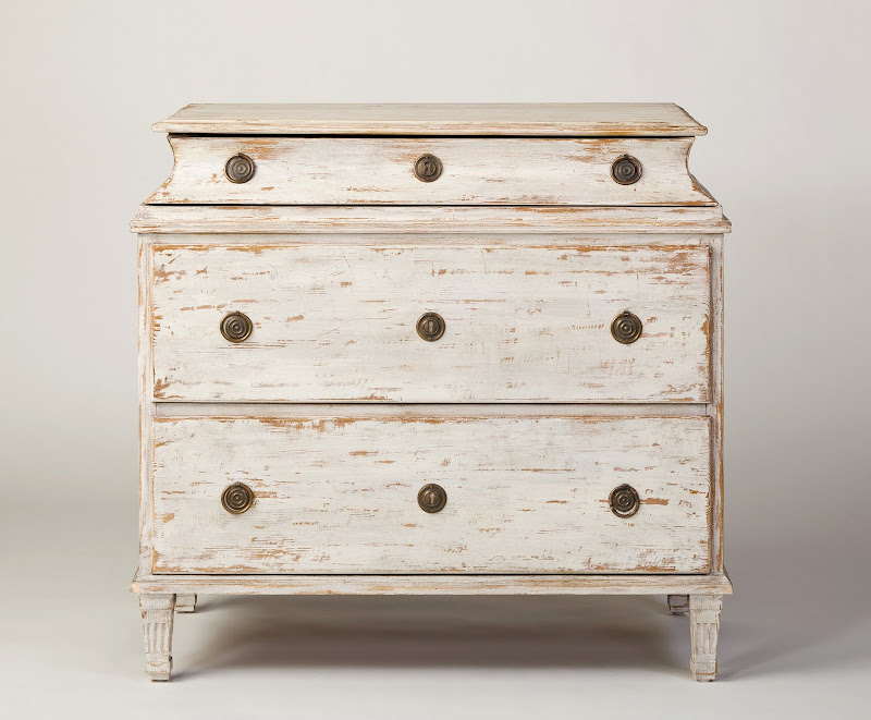 Swedish 3 Drawer Chest by Tara Shaw Maison