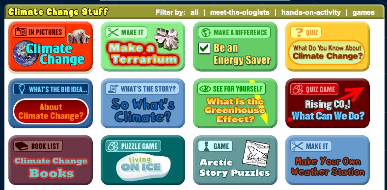 online sceince games