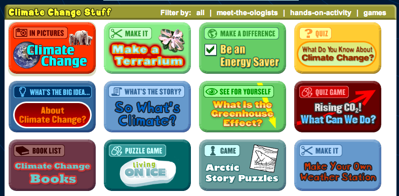 free science games online
