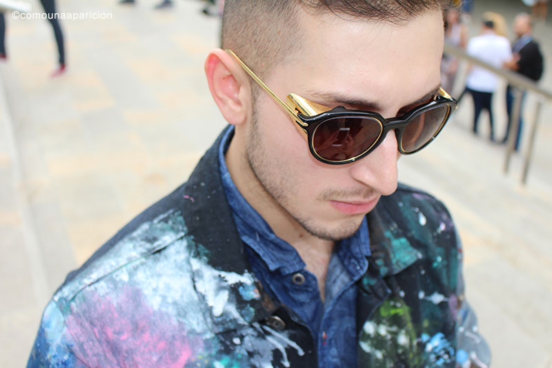 como-una-aparición-street-style-colombiamoda-2015-street-looks-men-style-sunglasses-summer-denim-fashion-colombian-bloggers