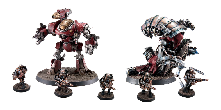 Will we ever see Codex Mechanicus?