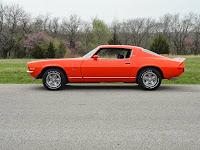 Awesome 1973 Chevrolet Camaro | Auto Restorationice
