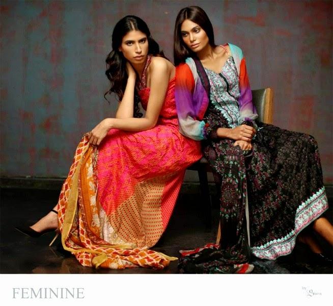 Feminine Eid Dresses