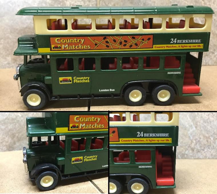 Double Decker London Bus ~